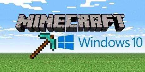 MINECRAFT Windows 10 Edition - Ключ активации
