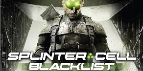 Splinter Cell: Black List + Подарок
