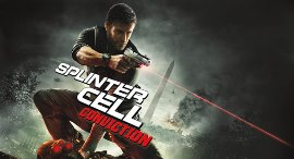 Splinter Cell: Conviction + Подарок
